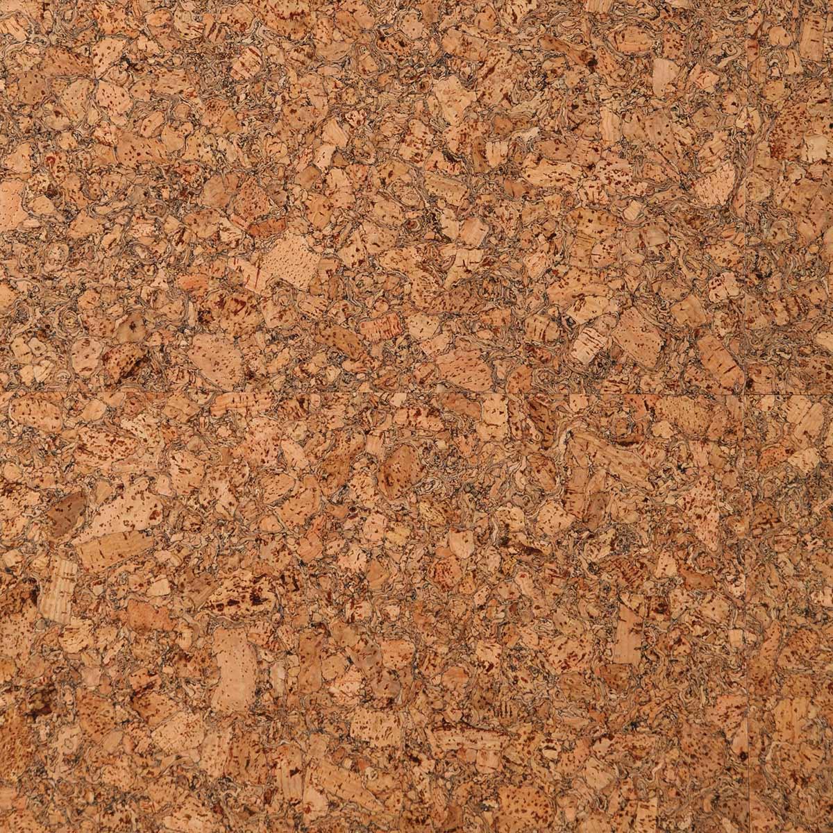 Tesoro woods cork flooring 11 5 8 vino castelo for Engineered cork flooring